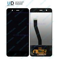 Дисплей Huawei P10 в сборе с тачскрином (черный)