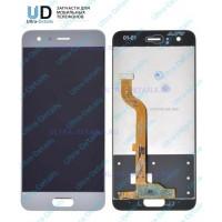 Дисплей Huawei Honor 9/9 Premium/STF-L09 в сборе с тачскрином (серый)