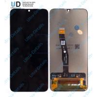 Дисплей Huawei Honor 10 Lite в сборе с тачскрином (черный)