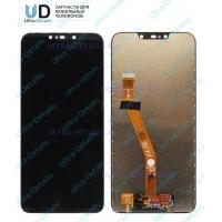 Дисплей Huawei Huawei mate 20 lite в сборе с тачскрином (черный)