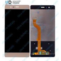 Дисплей Huawei P9 (EVA-L09 /EVA-L19 /EVA-AL00) в сборе с тачскрином (золотой)
