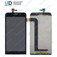 Дисплей Asus ZC550KL (ZenFone Max) в сборе с тачскрином (черный)