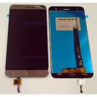 Дисплей Asus ZenFone 3 (ZE520KL) в сборе с тачскрином (золотой)
