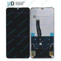 Дисплей Huawei P30 Lite в сборе с тачскрином Черный