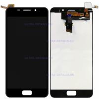 Дисплей Asus ZenFone 3S Max (ZC521TL) в сборе с тачскрином (черный)