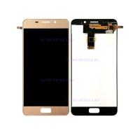 Дисплей Asus ZenFone 3S Max (ZC521TL) в сборе с тачскрином (золото)