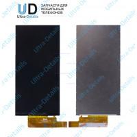 LCD Alcatel OT 5033D черный