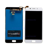 Дисплей Asus ZenFone 3S Max (ZC521TL) в сборе с тачскрином (белый)