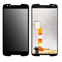 Дисплей HTC Desire 828  в сборе с тачскрином черный