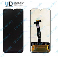 Дисплей Huawei Honor 10 Lite/Honor 10i в сборе с тачскрином (черный) Оригинал