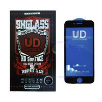 Защитное стекло iPhone 6/6S черный полное покрытие