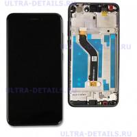 Рамка дисплея Huawei Honor 8 Lite черный