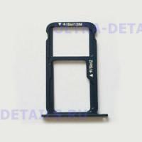 SIM Лоток Huawei Honor 8 lite черный