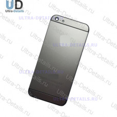 Корпус iPhone 5 под iPhone 6 space silver